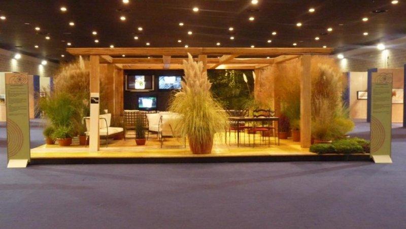 Abitar 2010 progettazione e manutenzione giardini for Progettazione giardini siena