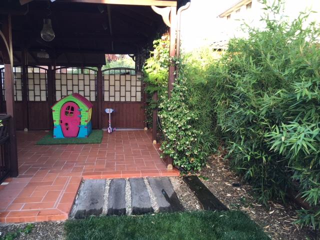 Un piccolo giardino progettazione e manutenzione - Piccolo giardino ...