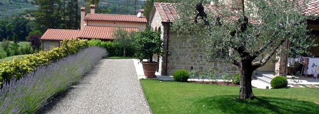 Progettazione e realizzazione giardini spazi verdi for Progettazione giardini siena